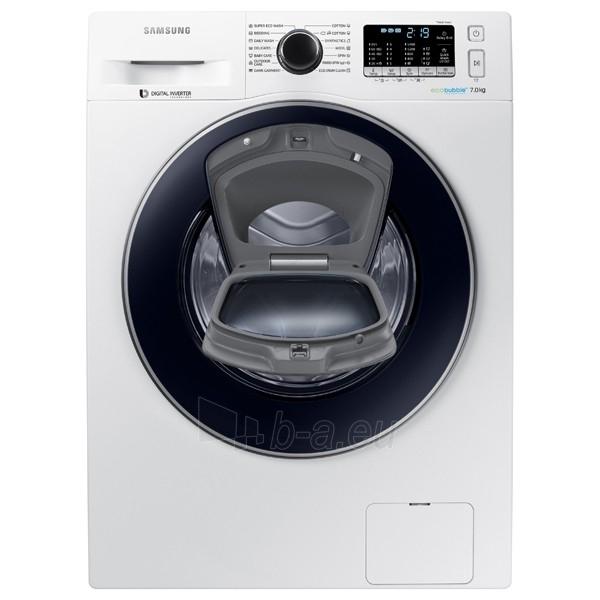 Washing machine SAMSUNG WW70K5410UW/LE Paveikslėlis 1 iš 3 310820016312