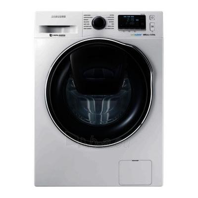 Washing machine Samsung WW80K6414QW/LE Paveikslėlis 1 iš 3 310820012230