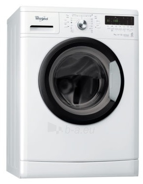 Washing machine Whirlpool AWO/IC 81400 BL Paveikslėlis 1 iš 1 310820099534