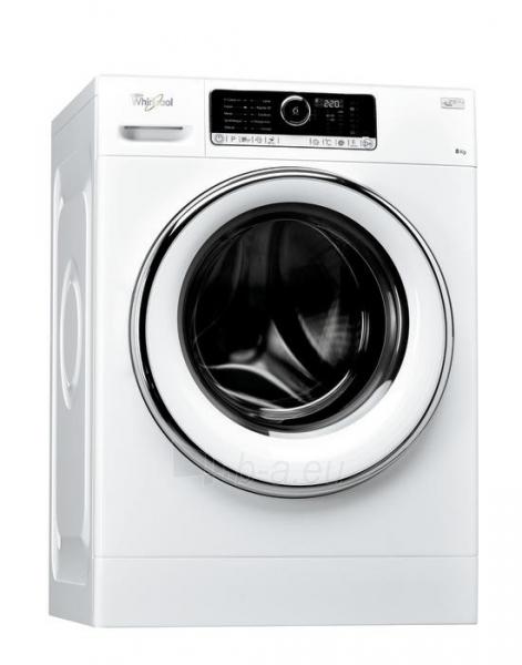 Skalbimo mašina Whirlpool FSCR 80421 Paveikslėlis 1 iš 1 250115001306