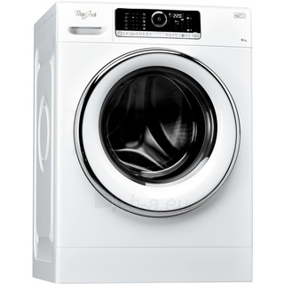 Skalbimo mašina Whirlpool FSCR 90423 Paveikslėlis 1 iš 1 250115001307