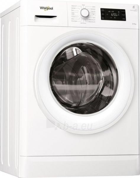 Skalbimo mašina Whirlpool WWDC 8614 Paveikslėlis 1 iš 1 310820016649