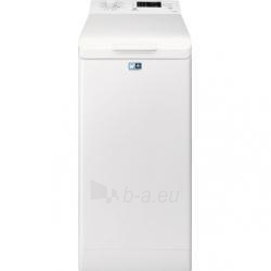 Washing machine Electrolux EWT1567VIW Paveikslėlis 1 iš 5 310820045765