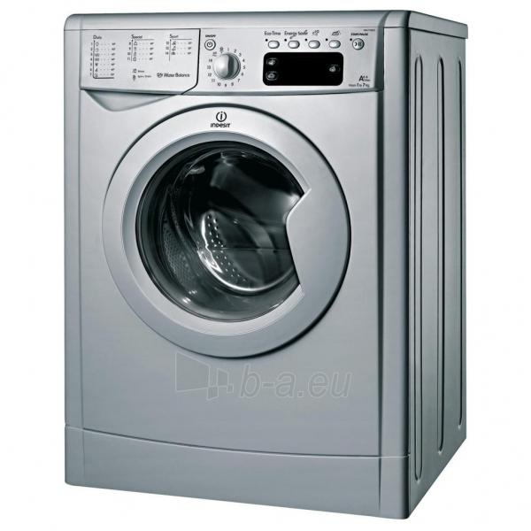 Washing machine Indesit IWE 71082 S C ECO(EU) Paveikslėlis 1 iš 1 250115000778