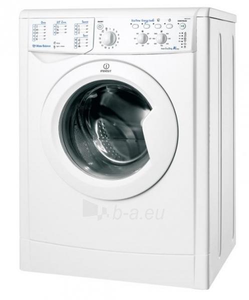 Washing machine Indesit IWSC 51051 C ECO (EU) Paveikslėlis 1 iš 1 310820045759