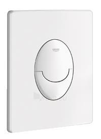 Skate Air mygtukas, vertikalus, baltas, turintis dvi dalis Paveikslėlis 1 iš 1 270790200156