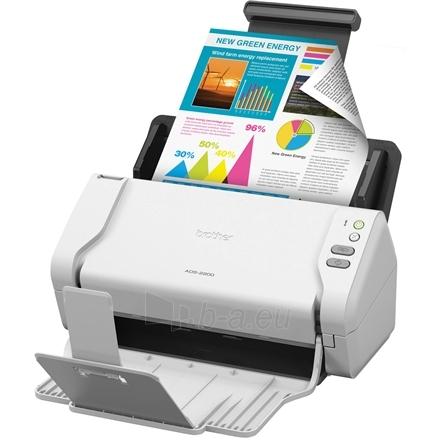 Skeneris Brother Scanner ADS-2200 Colour, Desktop Paveikslėlis 2 iš 2 310820135946