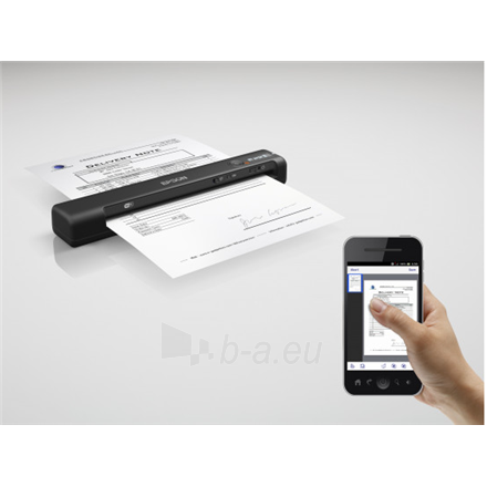 Skeneris Epson Wireless Mobile Scanner WorkForce ES-60W Colour, Document Paveikslėlis 2 iš 4 310820211081