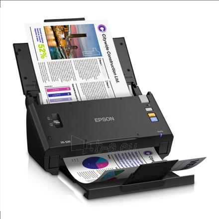 Epson WorkForce DS-520 Color Document Scanner Paveikslėlis 3 iš 3 250253300334