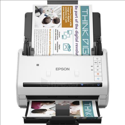 Epson WorkForce DS-570W Sheet-fed, Document Scanner Paveikslėlis 2 iš 3 310820047365