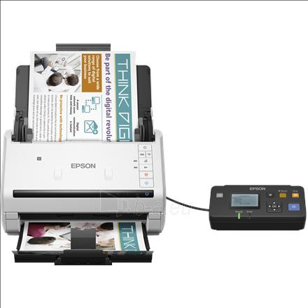 Epson WorkForce DS-570W Sheet-fed, Document Scanner Paveikslėlis 3 iš 3 310820047365