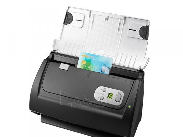 Skeneris Plustek SmartOffice PS3060U, Kompaktinis Paveikslėlis 1 iš 4 310820044603