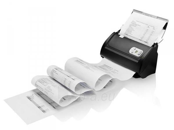 Skeneris Plustek SmartOffice PS3060U, Kompaktinis Paveikslėlis 2 iš 4 310820044603