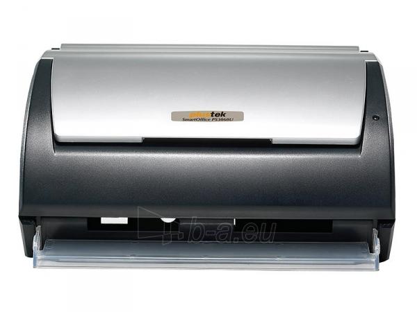 Skeneris Plustek SmartOffice PS3060U, Kompaktinis Paveikslėlis 4 iš 4 310820044603