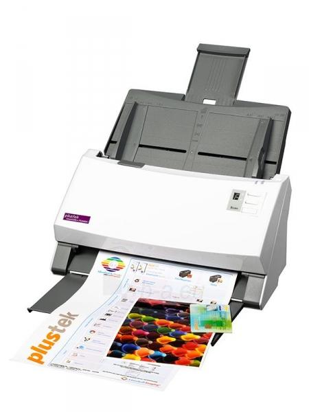 Skeneris Plustek SmartOffice PS4080U, Kompaktinis Paveikslėlis 1 iš 5 310820044604