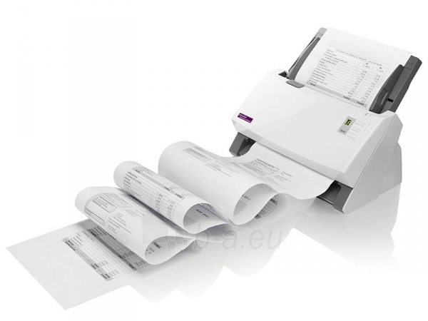 Skeneris Plustek SmartOffice PS4080U, Kompaktinis Paveikslėlis 3 iš 5 310820044604