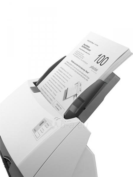 Skeneris Plustek SmartOffice PS4080U, Kompaktinis Paveikslėlis 4 iš 5 310820044604