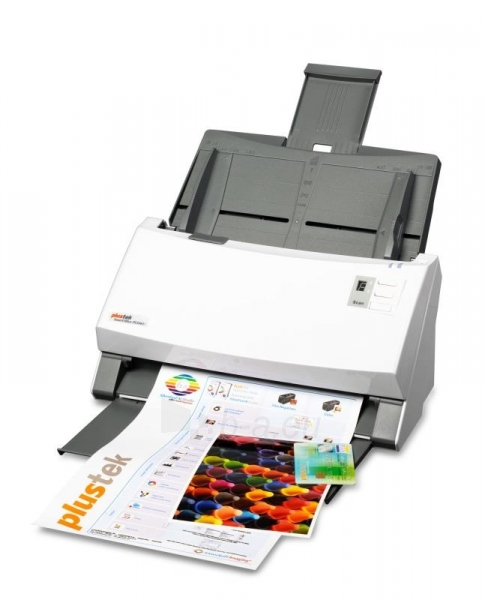 Skeneris Plustek SmartOffice PS506U, Kompaktinis Paveikslėlis 1 iš 4 310820044600