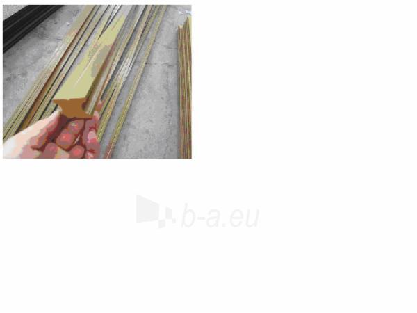 Sija skersinė, terasos pagrindui 25x40x2300 mm. 2-jų spalvų Paveikslėlis 2 iš 2 310820023468
