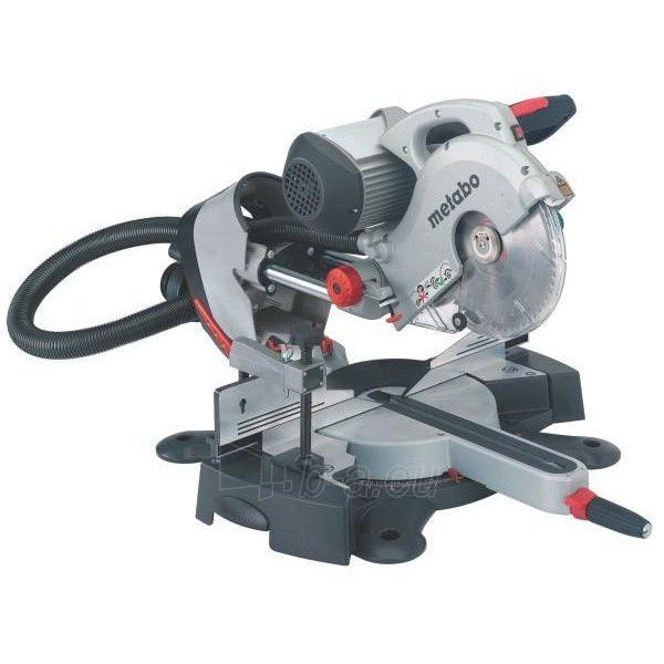 Cross-cutting machines METABO KGS 254 I Plius Paveikslėlis 1 iš 4 225212000147