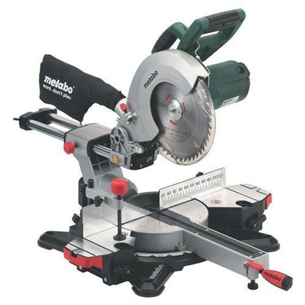 Cross-cutting machines METABO KGS 254 M Paveikslėlis 1 iš 1 225212000146
