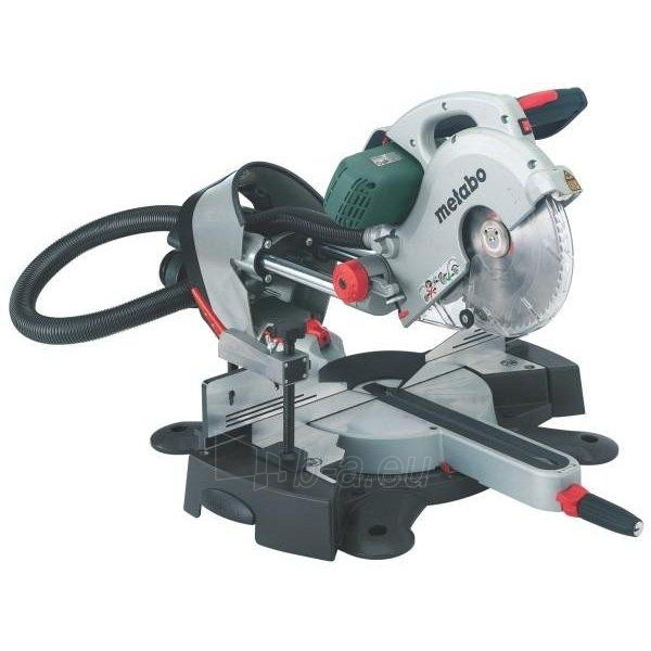 Cross-cutting machines METABO KGS 254 Plius Paveikslėlis 1 iš 1 225212000145
