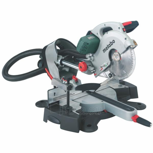 Cross-cutting machines METABO KGS 254 Plus Paveikslėlis 1 iš 1 225212000225