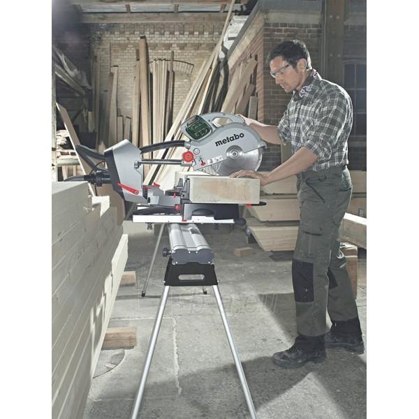 Cross-cutting machines METABO KGS 315 Plus Paveikslėlis 2 iš 2 225212000144