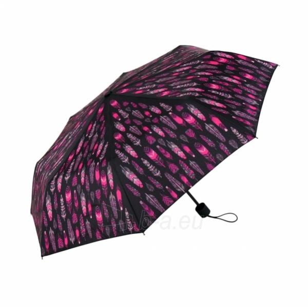Skėtis Albi Folding umbrella with feathers Paveikslėlis 1 iš 2 310820152423