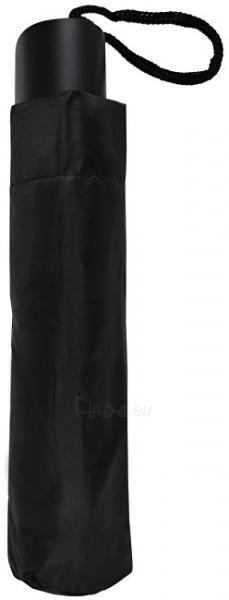 Skėtis Blooming Brollies Foldable Umbrella Perletti Basics Collection 12247 Black Paveikslėlis 2 iš 2 310820166606