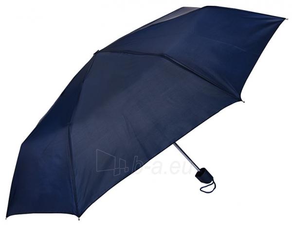Skėtis Blooming Brollies Foldable Umbrella Perletti Basics Collection 12247 Dark Blue Paveikslėlis 1 iš 2 310820166602