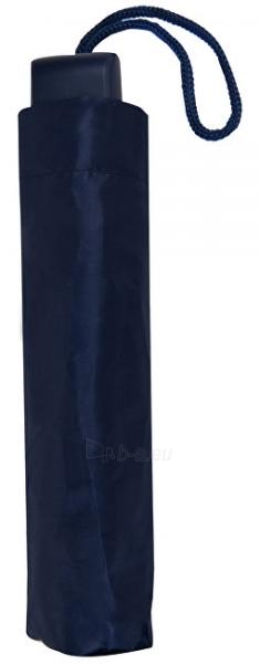 Skėtis Blooming Brollies Foldable Umbrella Perletti Basics Collection 12247 Dark Blue Paveikslėlis 2 iš 2 310820166602