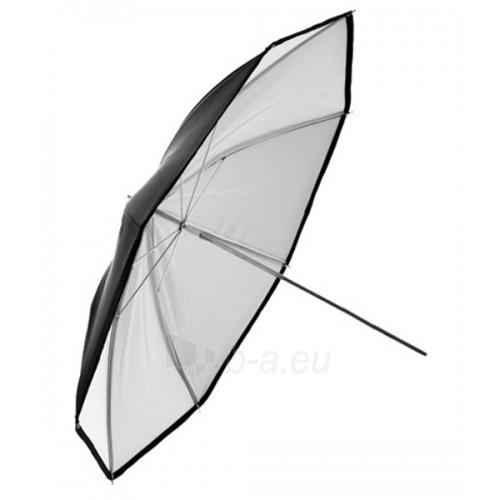 Skėtis Lastolite PVC baltas 100 cm Paveikslėlis 1 iš 1 30025600935