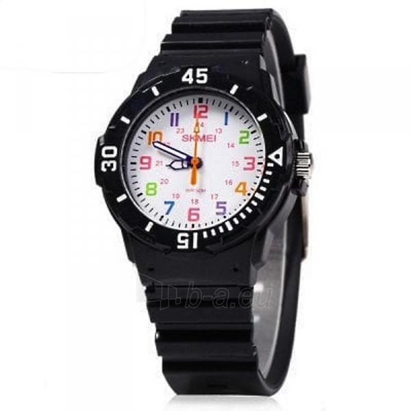 SKMEI AD1043C Kids Black Vaikiškas laikrodis Paveikslėlis 1 iš 4 310820105384