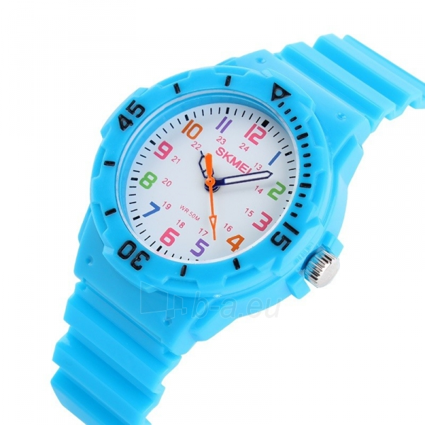 SKMEI AD1043C Kids Blue Vaikiškas laikrodis Paveikslėlis 4 iš 4 310820105388
