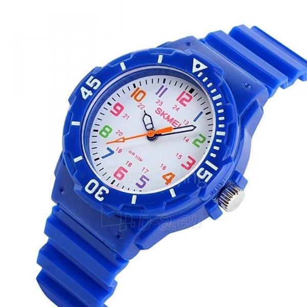 SKMEI AD1043C Kids Dark Blue Vaikiškas laikrodis Paveikslėlis 4 iš 6 310820105387