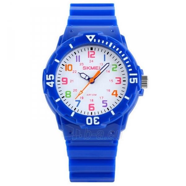 SKMEI AD1043C Kids Dark Blue Vaikiškas laikrodis Paveikslėlis 1 iš 6 310820105387