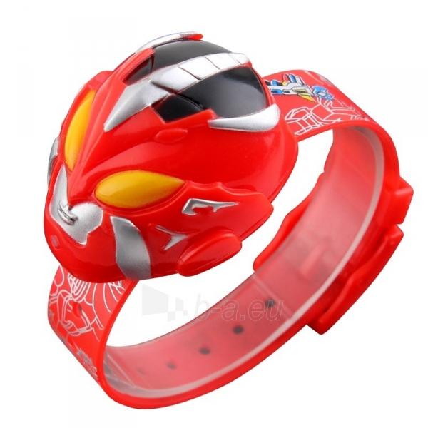 SKMEI DG1239 Red Vaikiškas laikrodis Paveikslėlis 2 iš 2 310820105401