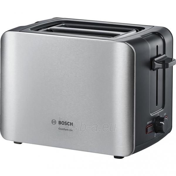 Skrudintuvas Toaster Bosch TAT6A913 | silver Paveikslėlis 1 iš 2 310820174131