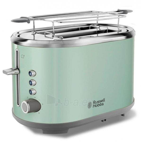 Skrudintuvas Toaster Russell Hobbs 25080-56 Bubble   soft green Paveikslėlis 1 iš 4 310820158409