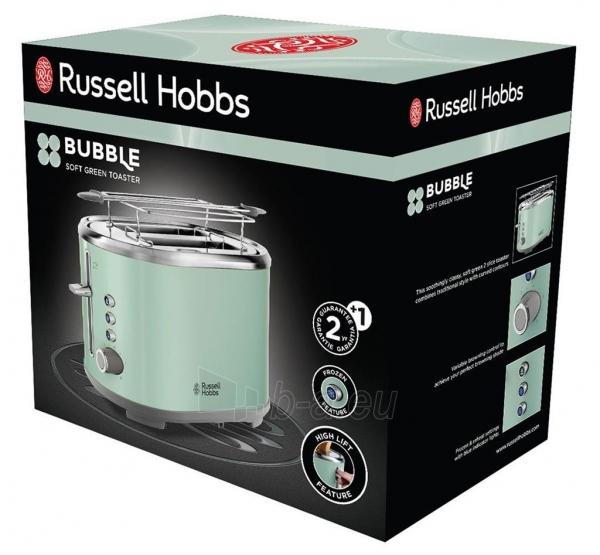 Skrudintuvas Toaster Russell Hobbs 25080-56 Bubble   soft green Paveikslėlis 4 iš 4 310820158409