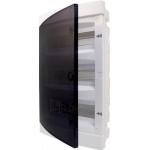 Skydelis modul. įleidžiamas, 36mod., IP40, plastikinis, tams. dur., be spynelės, ECM, ETI 01101076 Paveikslėlis 1 iš 1 222982100092