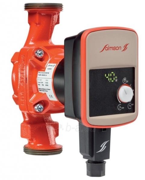 Šlapiojo rotoriaus siurblys Salmson Priux home 40-25/180mm Paveikslėlis 1 iš 2 310820254289