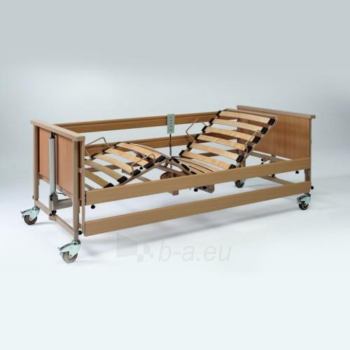 Slaugos lova Economic II, metalinė Paveikslėlis 1 iš 3 310820163601