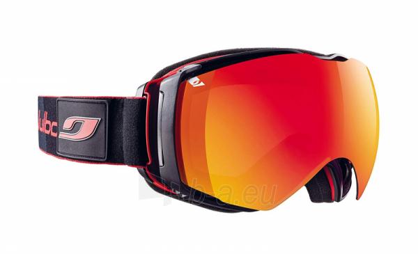 Slidinėjimo akiniai Airflux cat 3 Juoda/Raudona Paveikslėlis 1 iš 1 310820159904
