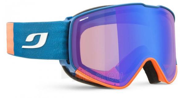 Slidinėjimo akiniai Cyrius reactiv performance cat 1-3 Mėlyna/Oranžinė Paveikslėlis 1 iš 1 310820213639