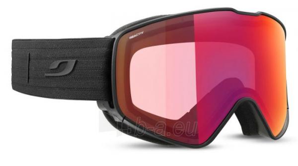 Slidinėjimo akiniai Cyrius reactiv performance cat 2-3 Juoda Paveikslėlis 1 iš 1 310820213638