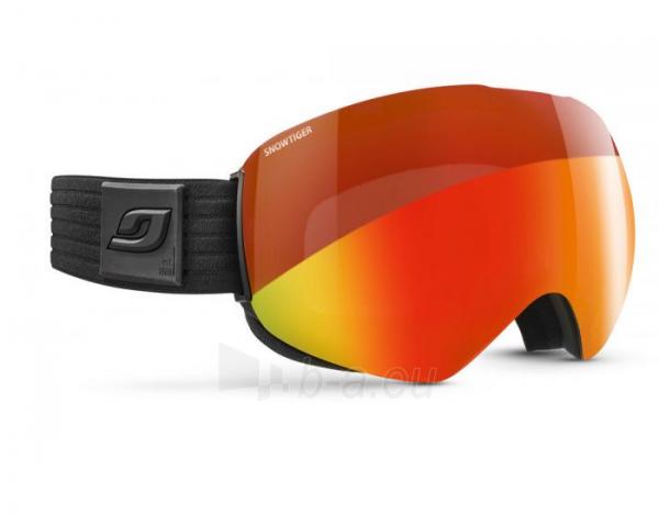 Slidinėjimo akiniai Skydome Snow Tiger Juoda Paveikslėlis 1 iš 1 310820177062