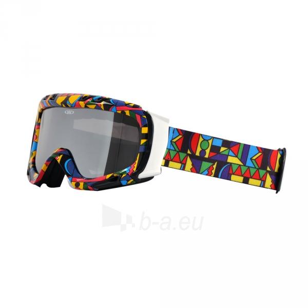 Slidinėjimo akiniai WORKER Cooper su grafika Paveikslėlis 1 iš 2 250520802098