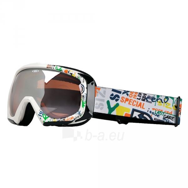 Slidinėjimo akiniai WORKER Hiro su grafika Paveikslėlis 1 iš 2 250520802103